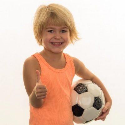 Pia Fußball